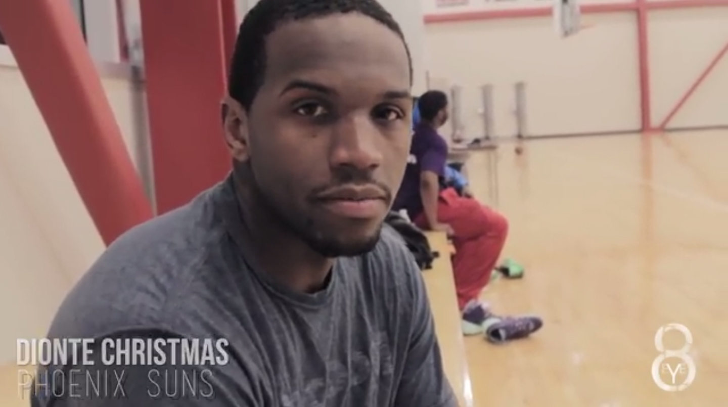 Dionte Christmas Interview